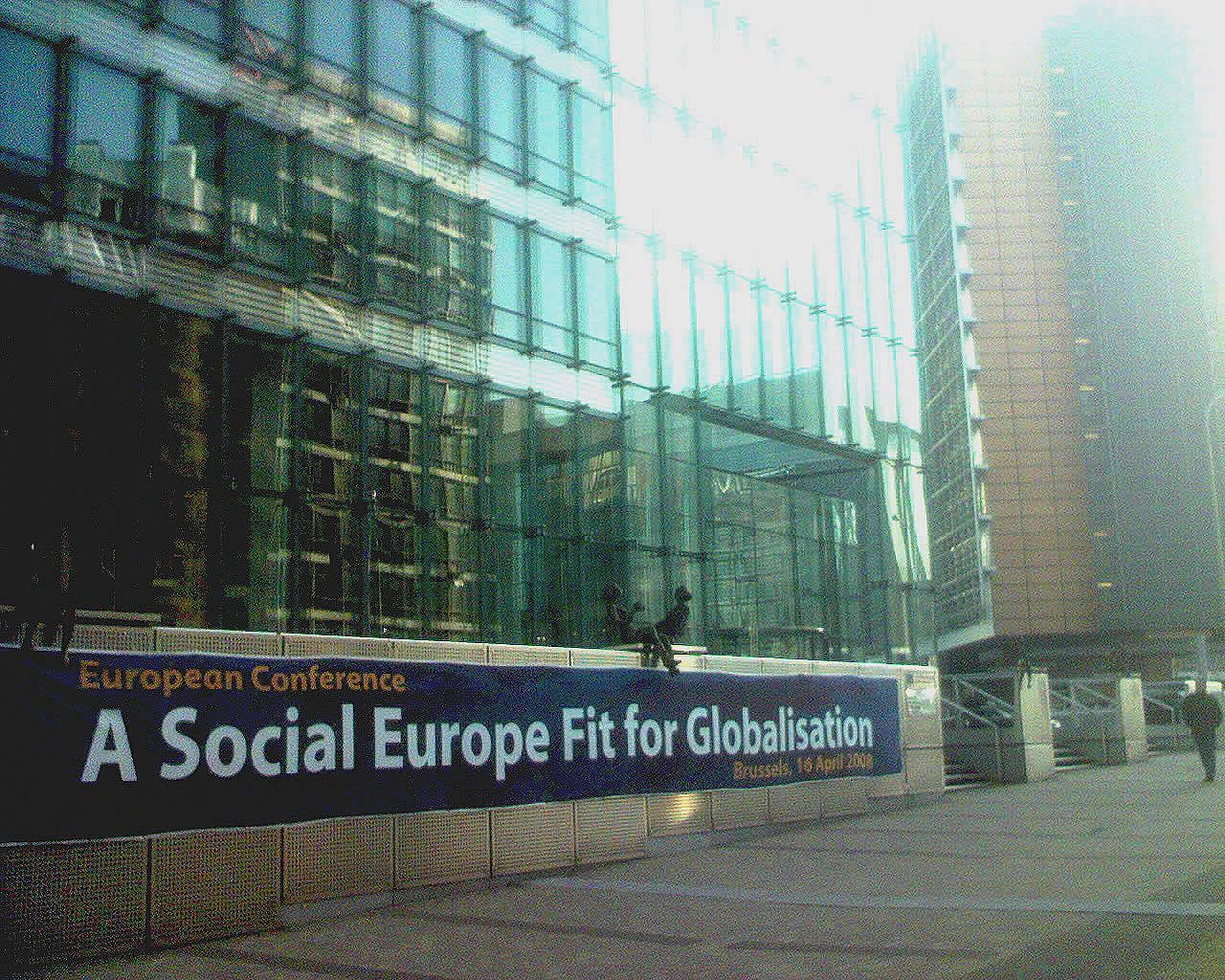 Is social Europe fit for globalization? 11-04-2008