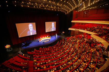 More than 1200 people visited the conference