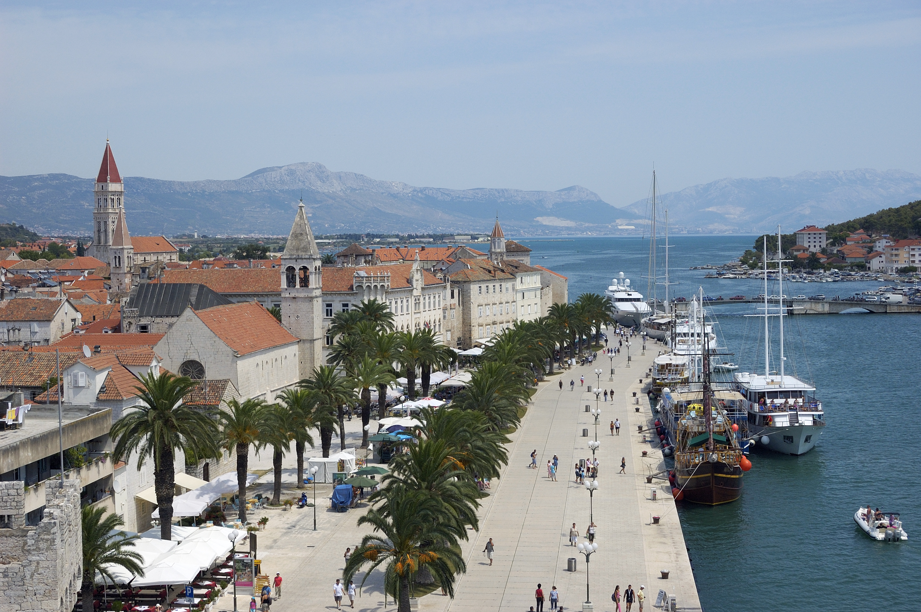 Trogir, UNESCO world heritage